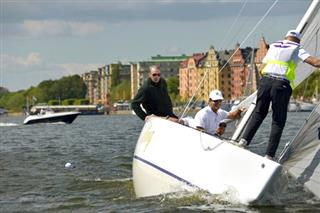Sweden Olympic Sailing Regatta
