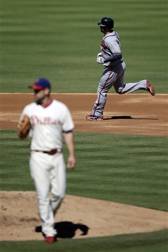 Cliff Lee, David Ross