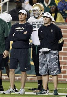 Art Briles, Kendal Briles