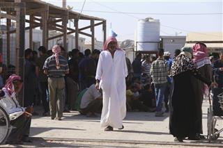 Mideast Syrian Refugees Returning To War