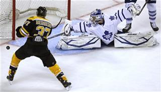 James Reimer, Patrice Bergeron
