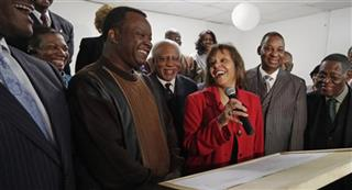 Gail Mahome, Willie Wilson, John Gray, Robin Kelly,