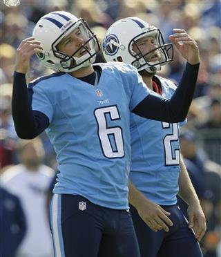 Brett Kern, Rob Bironas