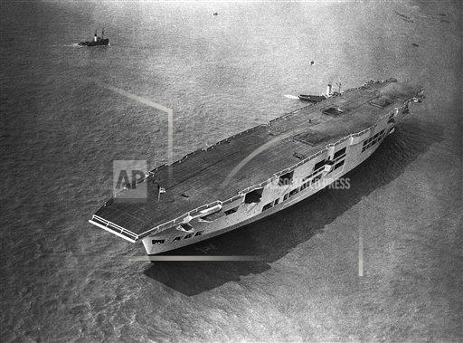 Watchf AP I   XEN APHSL50591 England Aircraft Carrier Ark Royal