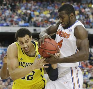 Jordan Morgan, Patric Young