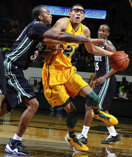 SC Upstate Baylor Basketball