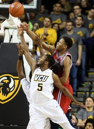 Duquesne VCU Basketball