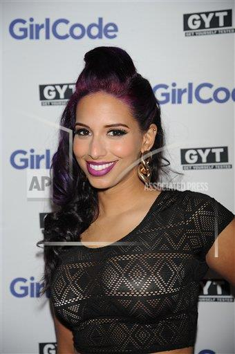 Nessa Diab is an American radio and TV presenter, known for Girl Code. She once said she was