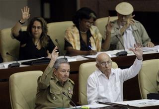 Raul Castro, Jose Ramon Machado