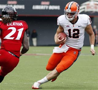 Ryan Nassib, Camerron Cheatham