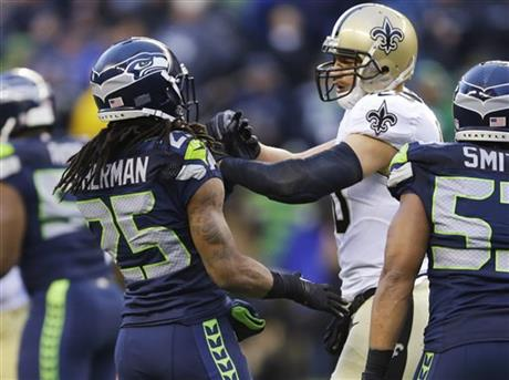 Richard Sherman, Jimmy Graham
