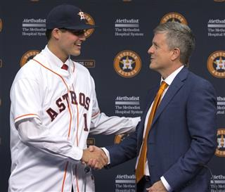 Jeff Luhnow, Mark Appel