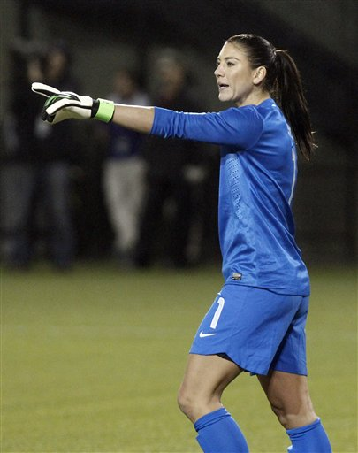 Hope Solo