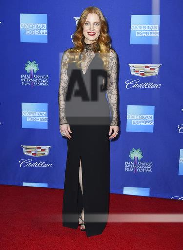 APTOPIX 29th Annual Palm Springs International Film Festival - Arrivals