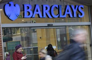 Britain Barclays Earns