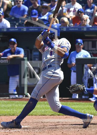 MLB: AUG 18 Mets at Royals