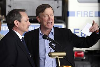 John Hickenlooper, Paul Cooke