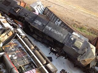 Train Derailment Missouri
