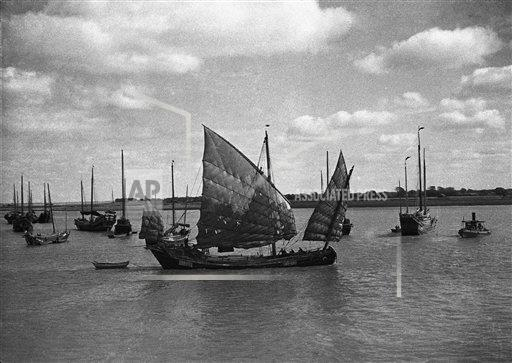 Watchf Associated Press International News   China APHS122340 China Yangtze River 1934