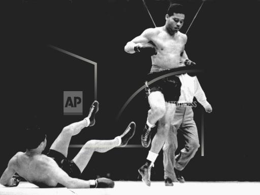 Associated Press Sports New York United States Boxing LOUIS SCHMELING REMATCH