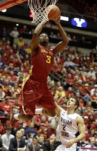 Melvin Ejim, Craig Cusick