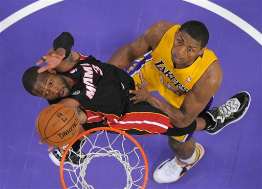 Dwyane Wade, Metta World Peace