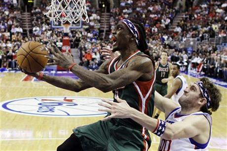 Spencer Hawes, Marquis Daniels