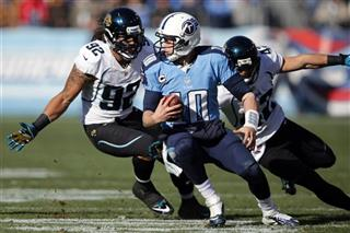 Jake Locker, Austen Lane, Chris Prosinski