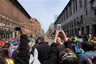 Boston Marathon Surveillance Society