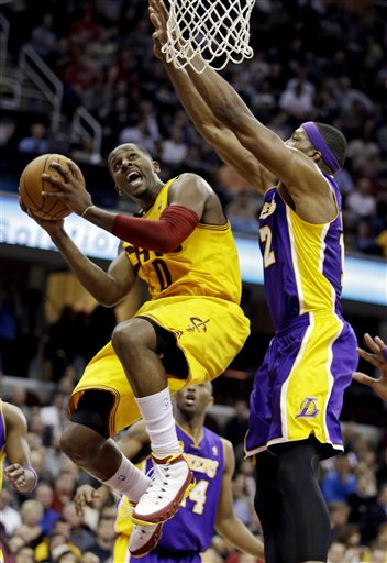 C.J. Miles, Dwight Howard