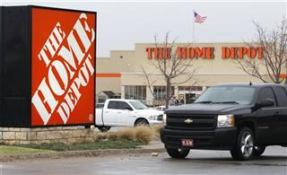 Earns Home Depot