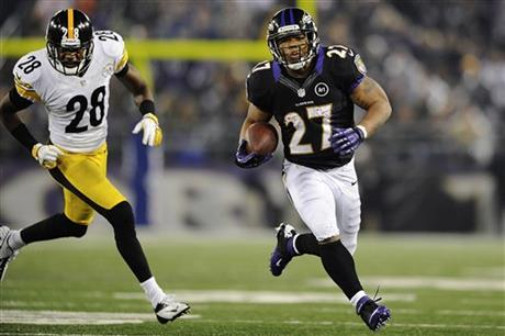Ray Rice, Cortez Allen