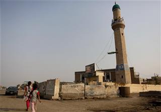 Mideast Iraq Sunni Mosques