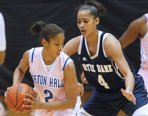 Brittany Morris, Skylar Diggins