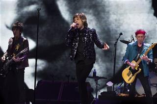 Ronnie Wood, Mick Jagger, Keith Richards