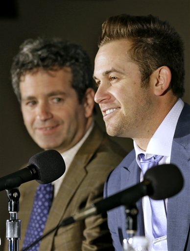 Evan Longoria, Stuart Sternberg