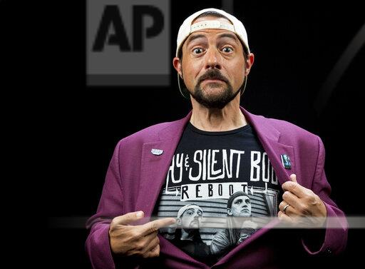 """""""Jay and Silent Bob Reboot"""" Portrait Session"""