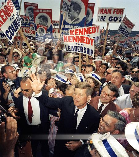 Kennedy Campaign DNC 1960