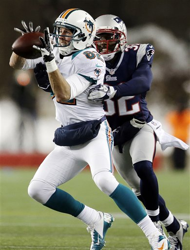 Devin McCourty, Brian Hartline
