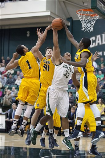 UC Irvine Cal Poly St Baskeball