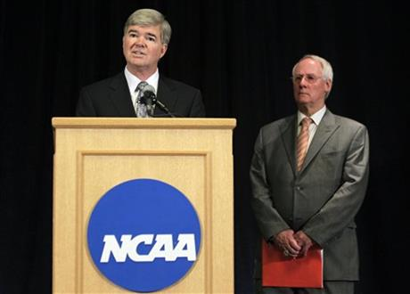 Ed Ray, Mark Emmert