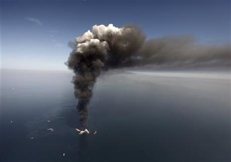Gulf Oil Spill Anniversary