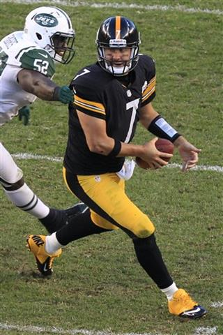  Ben Roethlisberger,  David Harris