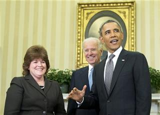 Barack Obama, Julia Pierson, Joe Biden