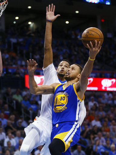 Stephen Curry, Andre Roberson