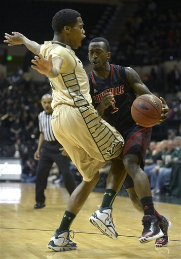 Russ Smith, Javontae Hawkins