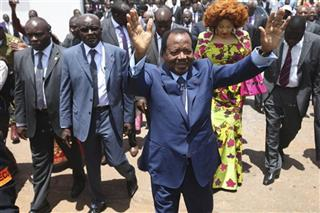 Paul Biya