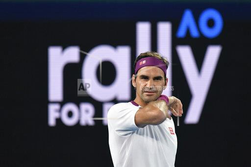Tennis 2020: Rally for Relief charity night