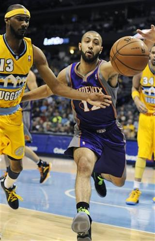 Corey Brewer, Kendall Marshall