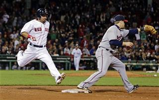 Shane Victorino, Justin Morneauy